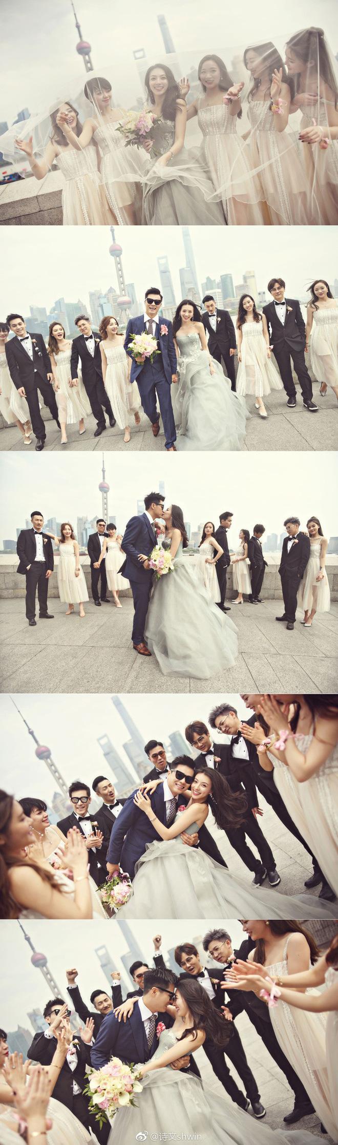 Những đám cưới cổ tích của dàn hot girl 'vạn người mê' từng nổi đình nổi đám khắp Trung Quốc 1