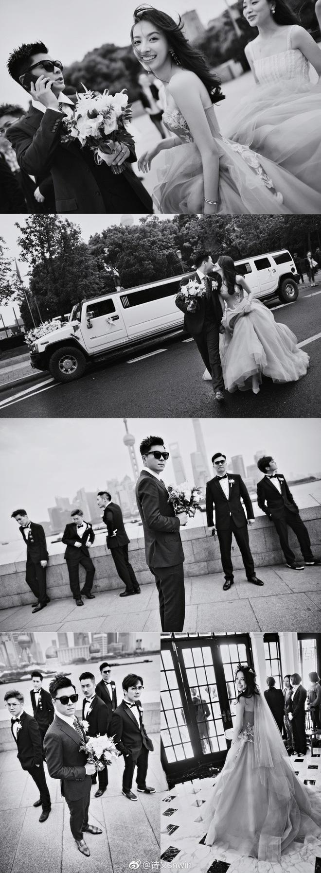 Những đám cưới cổ tích của dàn hot girl 'vạn người mê' từng nổi đình nổi đám khắp Trung Quốc 2