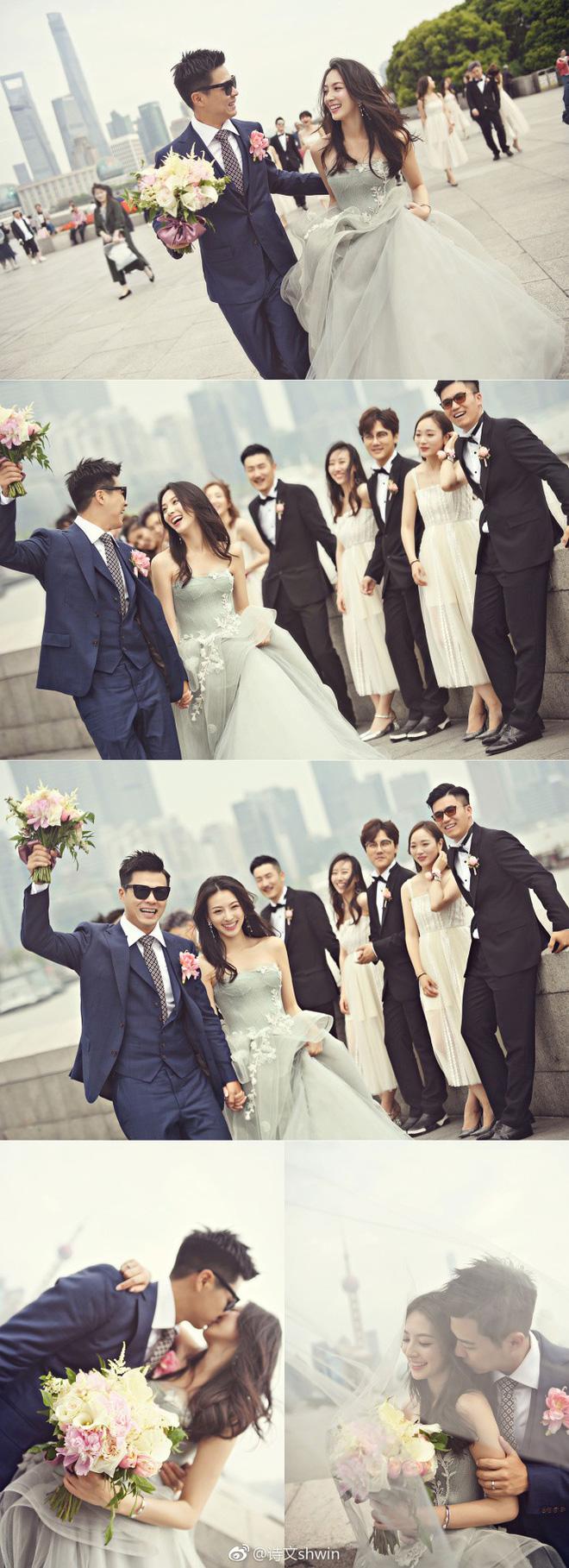 Những đám cưới cổ tích của dàn hot girl 'vạn người mê' từng nổi đình nổi đám khắp Trung Quốc 3