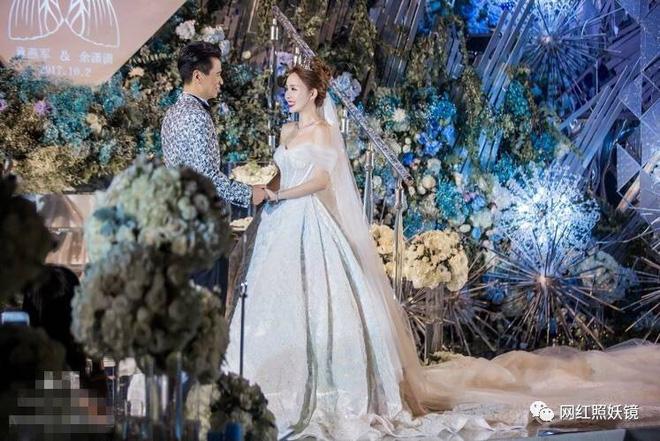 Những đám cưới cổ tích của dàn hot girl 'vạn người mê' từng nổi đình nổi đám khắp Trung Quốc 9