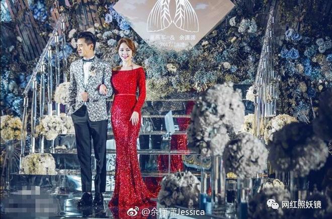 Những đám cưới cổ tích của dàn hot girl 'vạn người mê' từng nổi đình nổi đám khắp Trung Quốc 10