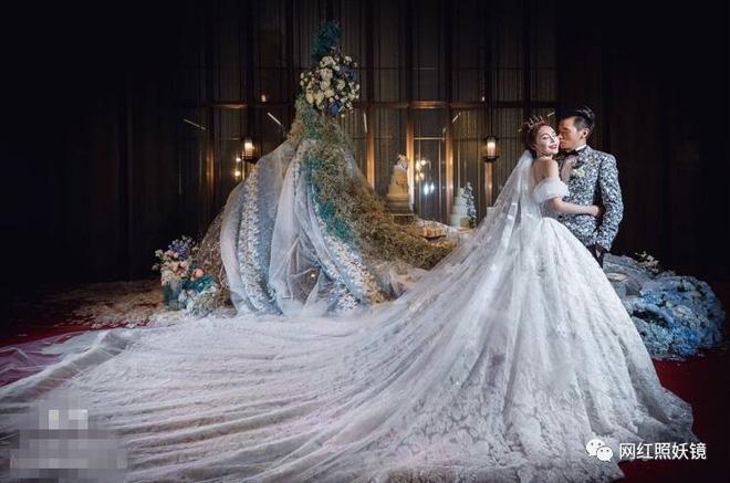 Những đám cưới cổ tích của dàn hot girl 'vạn người mê' từng nổi đình nổi đám khắp Trung Quốc 8