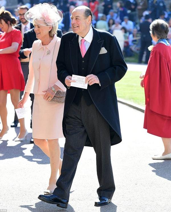 Nicholas Soames - nghị sĩ Đảng Bảo thủ - cháu trai của Winston Churchill