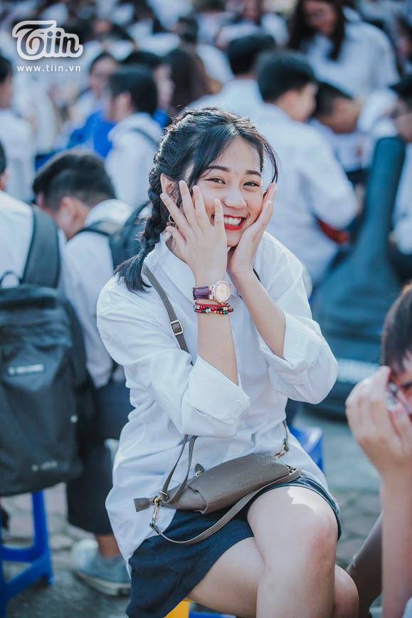 Cô nàng nhí nhảnh Phạm Mỹ Anh (Lớp 10 i1)