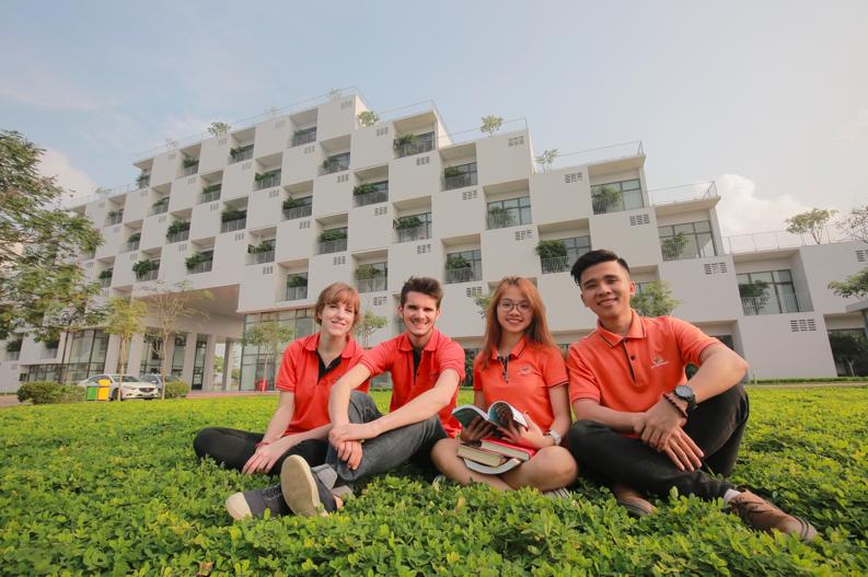 Sinh viên quốc tế yêu thích môi trường ĐH FPT