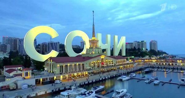 Sochi - Viên ngọc trai đen của nước Nga