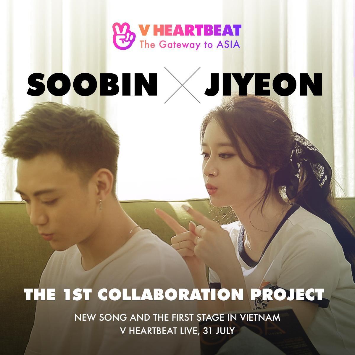 Soobin Hoàng Sơn và Ji Yeon sẽ ra mắt sản phẩm chung vào tháng 7 3
