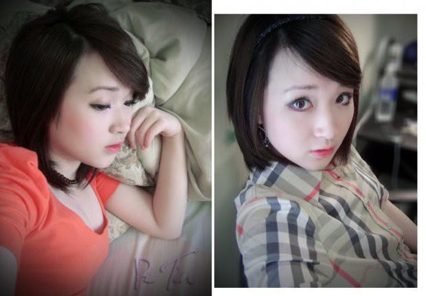Pé Tin - Hotgirltừng được ca ngợi xinh đẹp hơn cả Mi Vân, Vân Navy giờ ra sao? 1