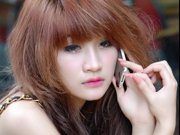 Vân Navy là hot girl đời đầu của Hà thành.