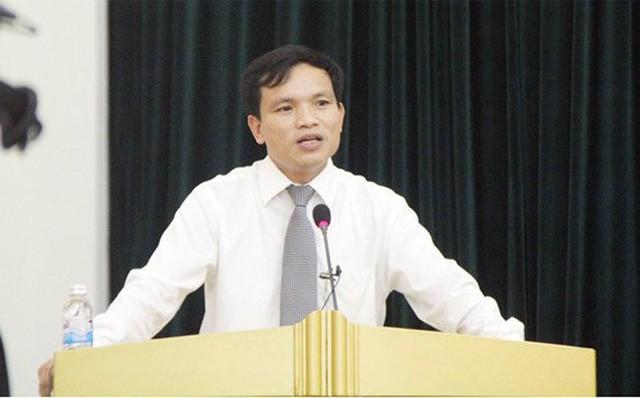 Ông Mai Văn Trinh - Cục trưởng Cục Quản lý chất lượng (Bộ Giáo dục và Đào tạo).