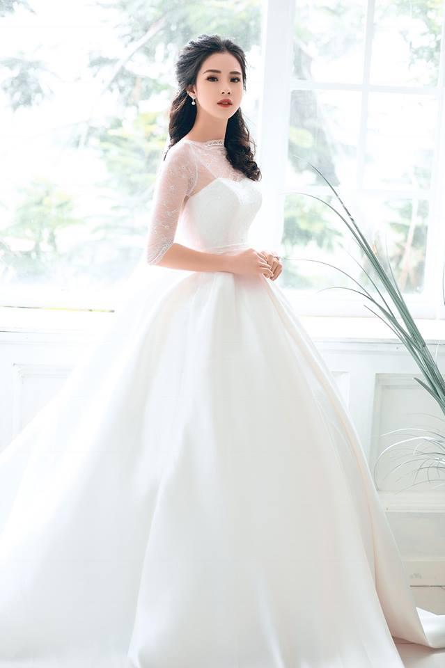 Top 5 Hoa hậu Đại dương 2017 Nguyễn Huyền Trang.