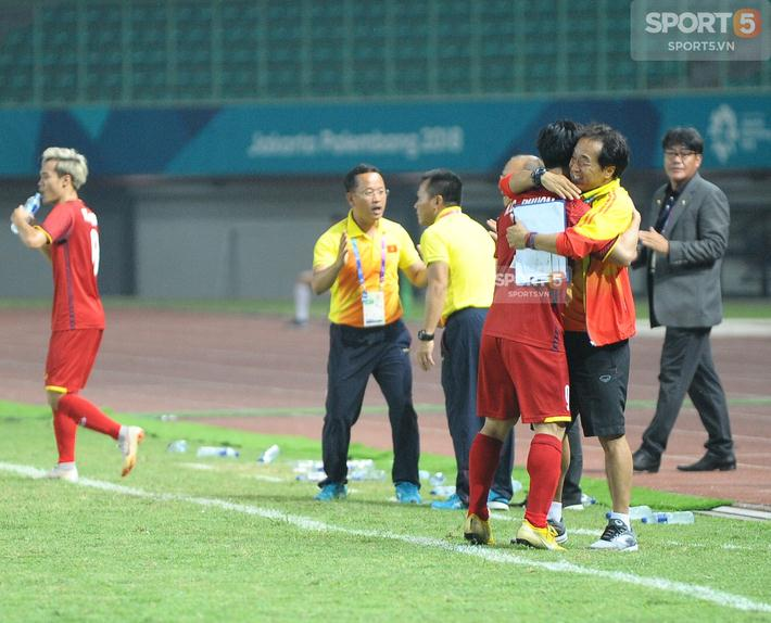 Việc thay Công Phượng vào sân đã khai thông thế bế tắc của đội tuyển Olympic Việt Nam trong việc tìm đến khung thành của Olympic Bahrain. Công Phượng thi đấu thăng hoa và ghi bàn thắng quyết định chiến thắng của tuyển Việt Nam ở những phút cuối cùng của trận đấu.