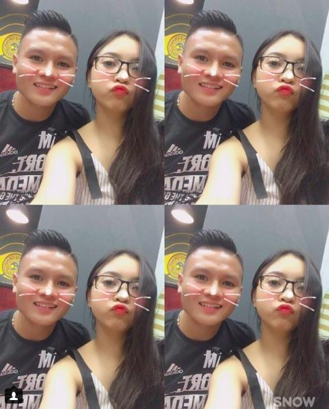 Bạn gái Quang Hải bức xúc vì người yêu bị 'tấn công' 4