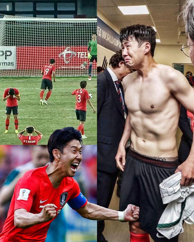 Tại World Cup 2018 diễn ra hơn 2 tháng trước, các tuyển thủ xứ kim chi cũng từng được 'treo thưởng' sẽ không cần thực hiện nghĩa vụ quân sự nếu lọt được vào trận bán kết. Tuy nhiên, tại giải bóng đá lớn nhất hành tinh, thầy trò ông Shin Tae-yong đã không thể vượt qua vòng bảng. Câu chuyện nhập ngũ của Son Heung-min lại tiếp tục kéo dài đến tận giải đấu ASIAD 2018.
