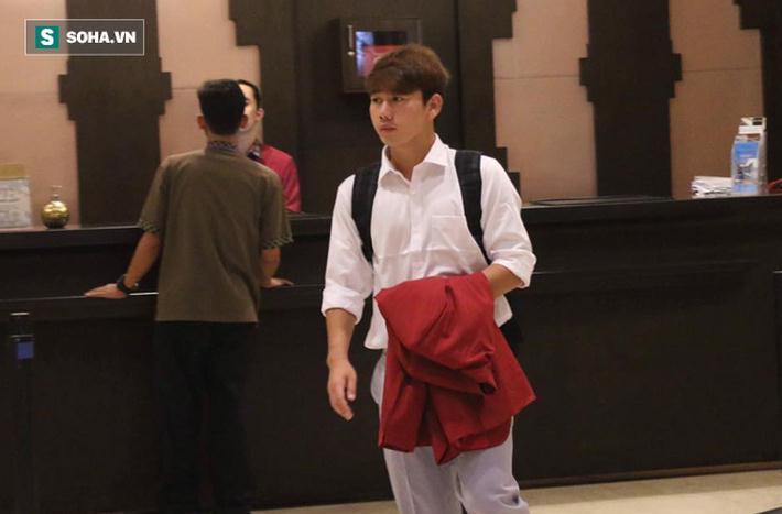 Dự kiến đến trưa, U23 Việt Nam sẽ về nước, rồi sau đó nghỉ ngơi ít giờ trước khi đến SVĐ Mỹ Đình tham dự lễ mừng công.