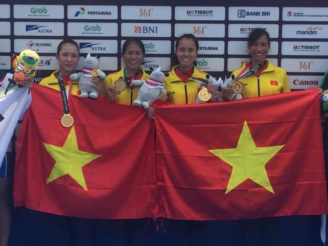 ASIAD 18: Đoàn Thể thao Việt Nam vượt mục tiêu HCV 0