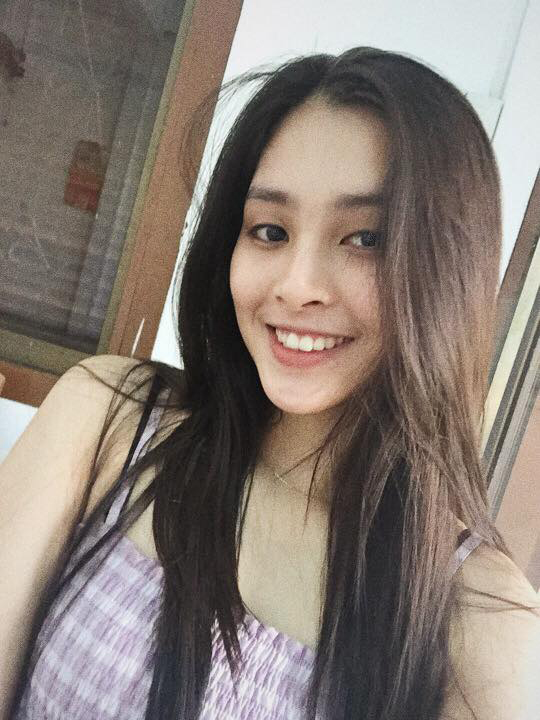 Ngắm mặt mộc trẻ trung và xinh đẹp của tân Hoa hậu Việt Nam Trần Tiểu Vy 3