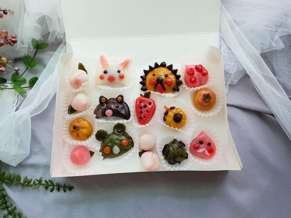 Đây là loại bánh truyền thống được cả trẻ em và người lớn thích mê