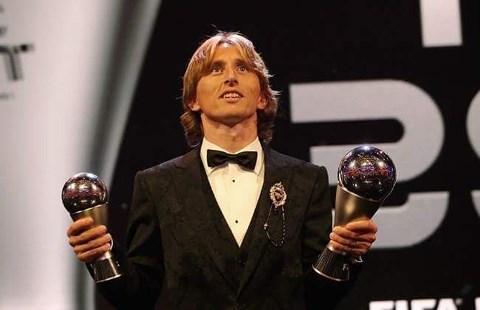 Luka Modric đã phá vỡ kỷ nguyên của CR7 và M10