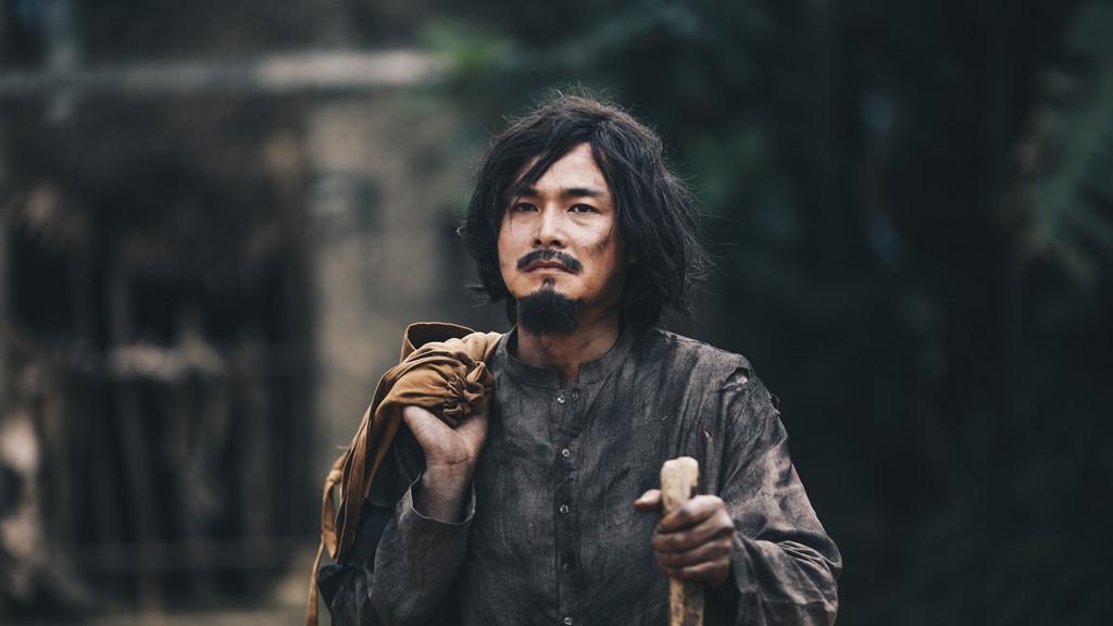 Quách Ngọc Ngoan trong vai Hùng - người bất tử.