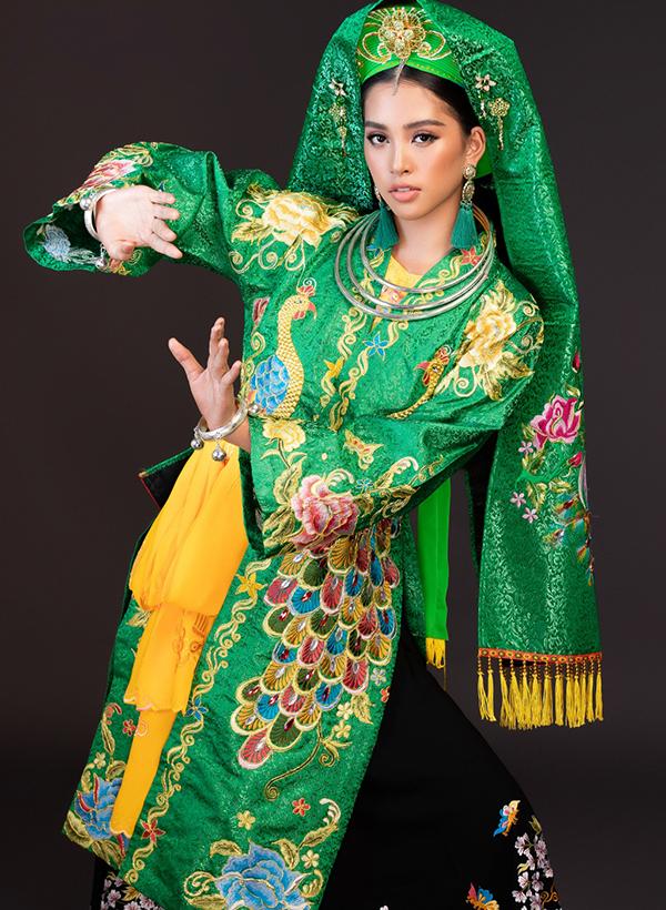 Hoa hậu Tiểu Vy mang điệu múa Chầu Văn trình diễn tại Miss World 2018 1