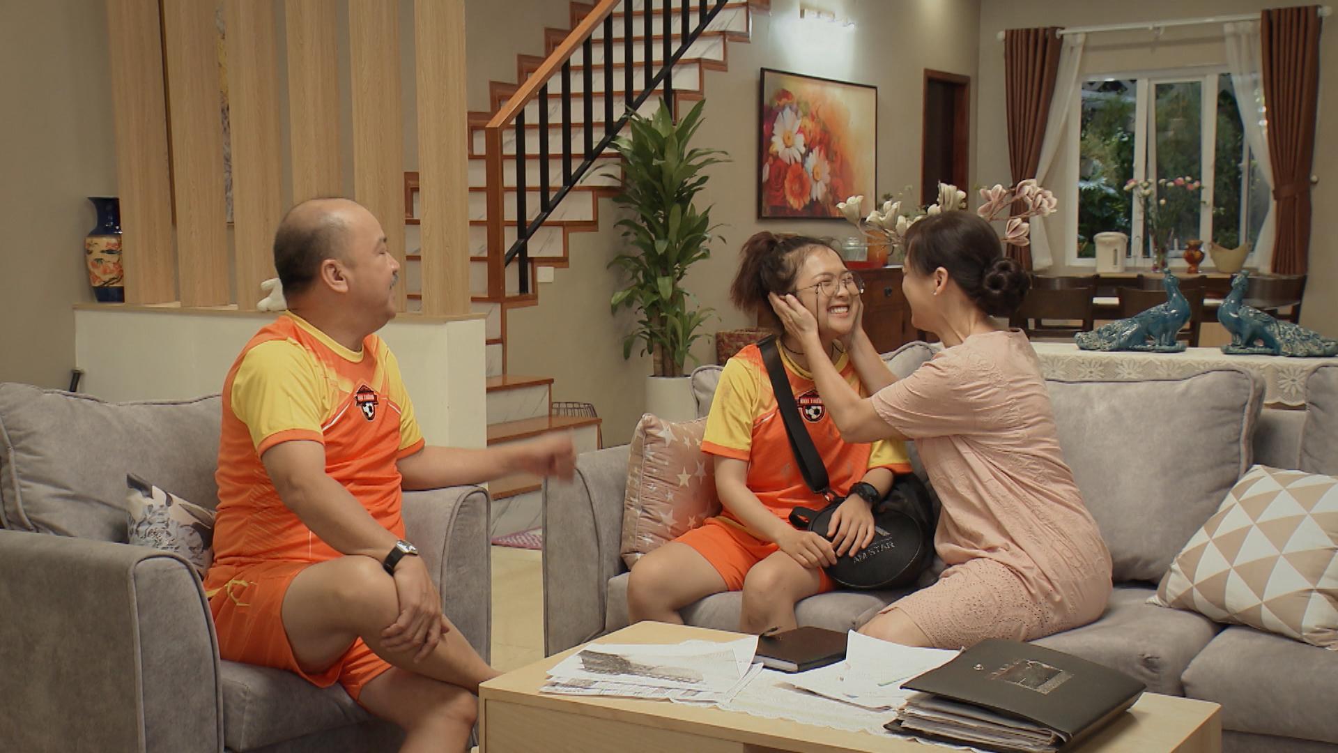 'Mẹ ơi, bố đâu rồi?' tập 5: Bố mẹ 'ngã ngửa' khi con gái coi 'hình tượng nhân vật nữ quyền trong xã hội' là Tóc Tiên, Minh Hằng 7