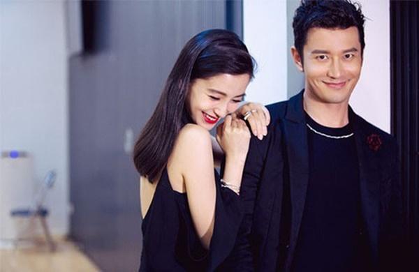 Cặp đôi vàng Huỳnh Hiểu Minh - Angela Baby