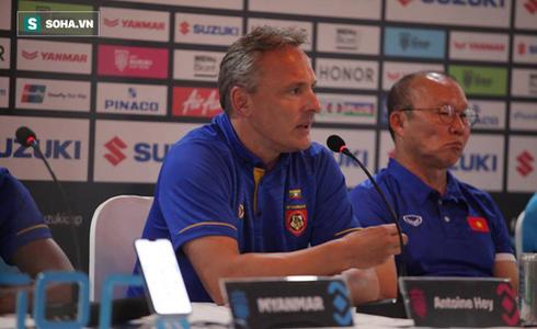 Việt Nam - Myanmar: Cả hai đội kết thúc trận đấu với tỷ số 0 - 0 9