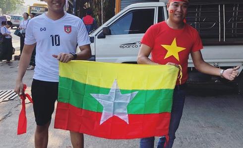 Việt Nam - Myanmar: Cả hai đội kết thúc trận đấu với tỷ số 0 - 0 7