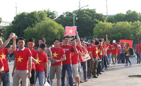 Việt Nam - Myanmar: Cả hai đội kết thúc trận đấu với tỷ số 0 - 0 5