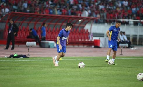 Việt Nam - Myanmar: Cả hai đội kết thúc trận đấu với tỷ số 0 - 0 4