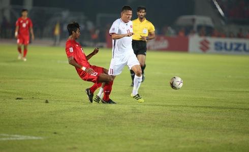 Việt Nam - Myanmar: Cả hai đội kết thúc trận đấu với tỷ số 0 - 0 3