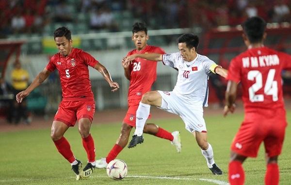 Kết quả hòa khiến nhiều fan hâm mộ bất bình thay cho đội tuyển Việt Nam