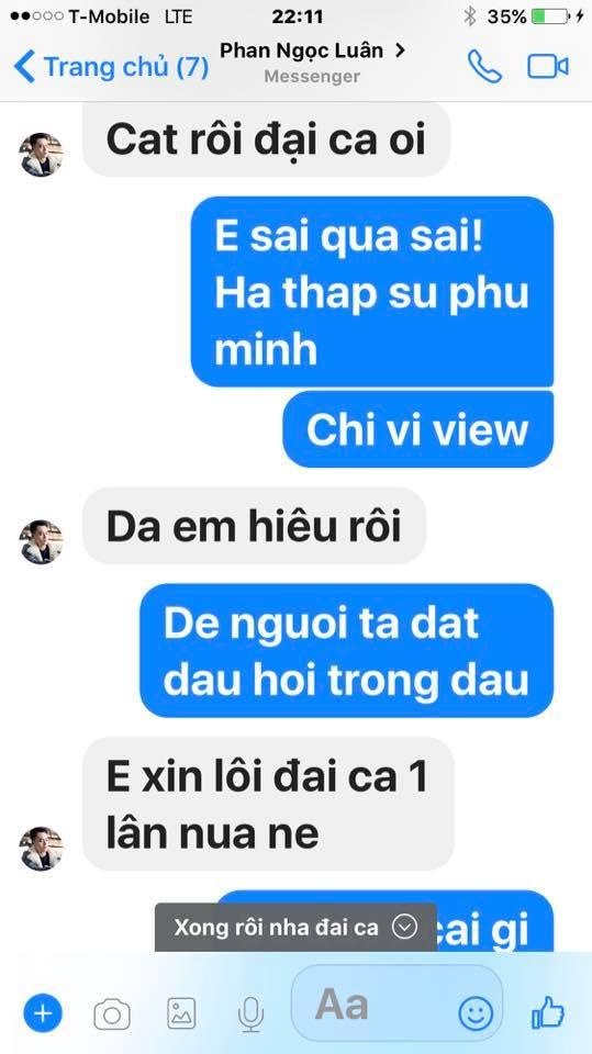 Loạt tin nhắn của Mr. Đàm và Phan Ngọc Luân hé lộ sự thật bất ngờ phía sau scandal tình ái giữa hai người 13