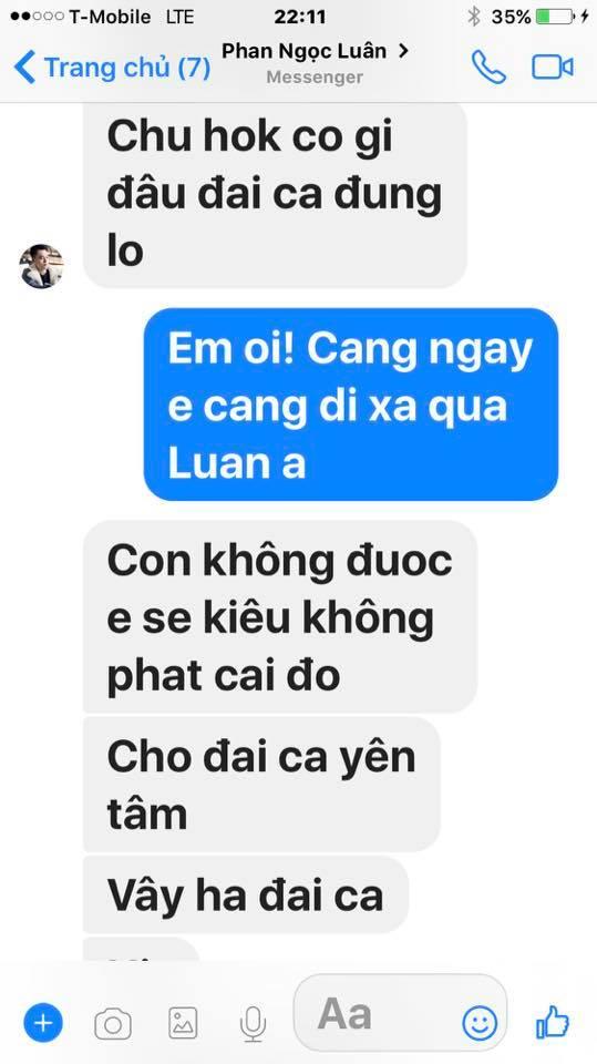Loạt tin nhắn của Mr. Đàm và Phan Ngọc Luân hé lộ sự thật bất ngờ phía sau scandal tình ái giữa hai người 8