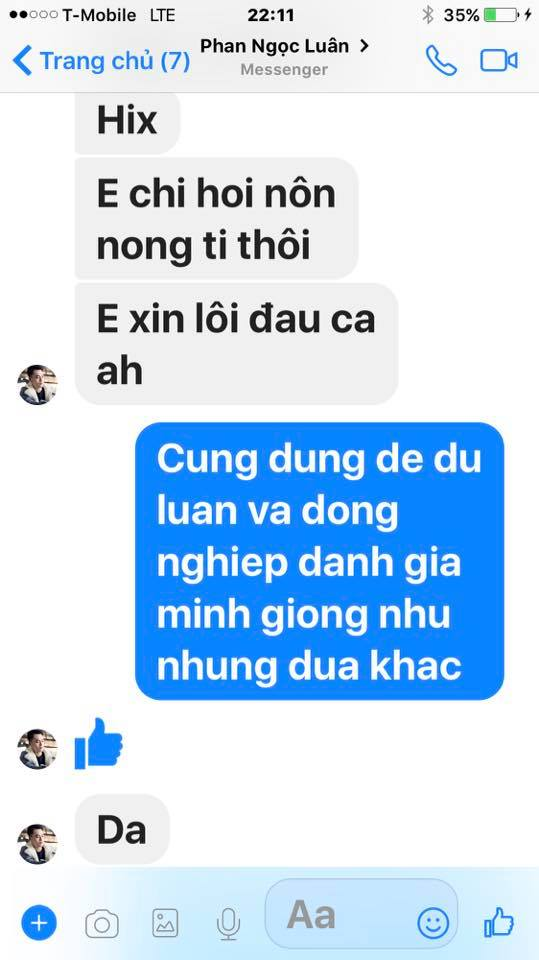 Loạt tin nhắn của Mr. Đàm và Phan Ngọc Luân hé lộ sự thật bất ngờ phía sau scandal tình ái giữa hai người 9