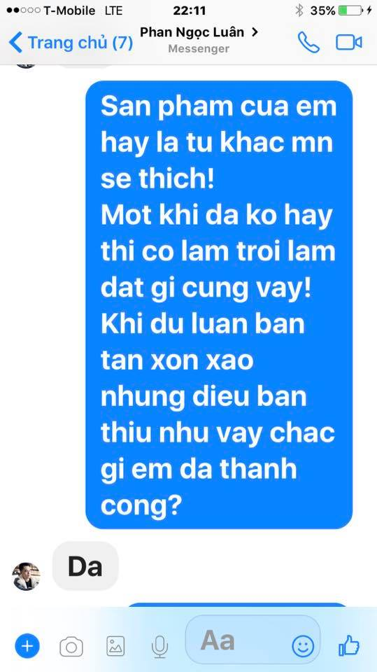 Loạt tin nhắn của Mr. Đàm và Phan Ngọc Luân hé lộ sự thật bất ngờ phía sau scandal tình ái giữa hai người 10