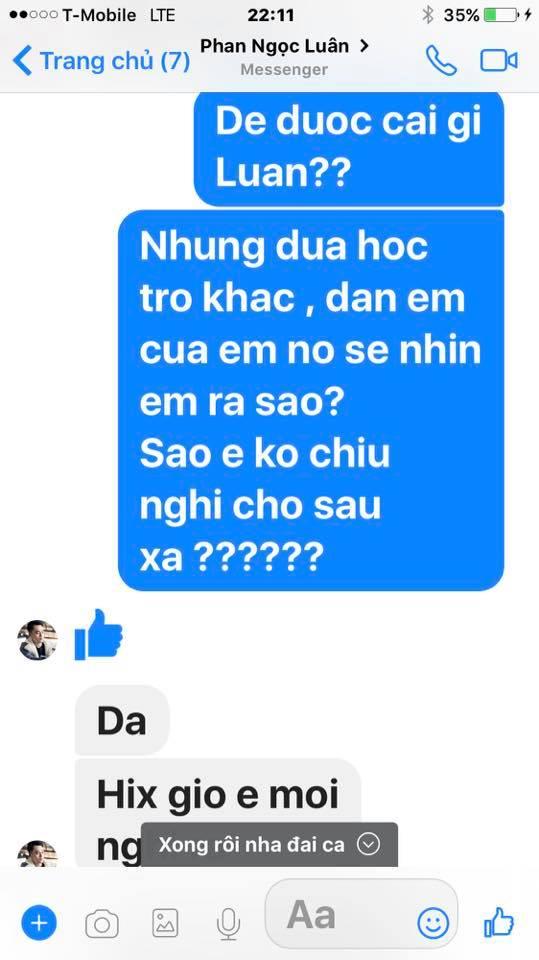 Loạt tin nhắn của Mr. Đàm và Phan Ngọc Luân hé lộ sự thật bất ngờ phía sau scandal tình ái giữa hai người 14