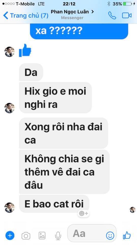 Loạt tin nhắn của Mr. Đàm và Phan Ngọc Luân hé lộ sự thật bất ngờ phía sau scandal tình ái giữa hai người 15