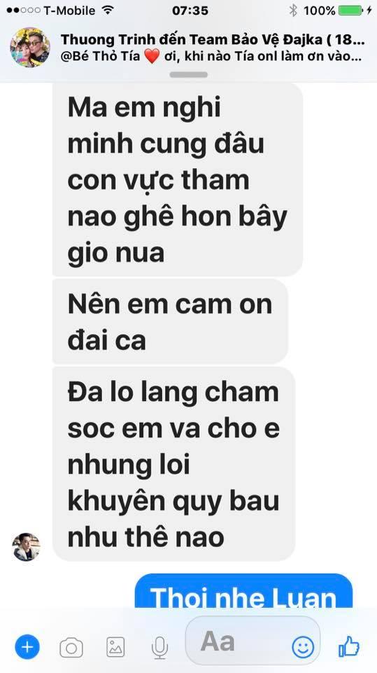 Loạt tin nhắn của Mr. Đàm và Phan Ngọc Luân hé lộ sự thật bất ngờ phía sau scandal tình ái giữa hai người 18