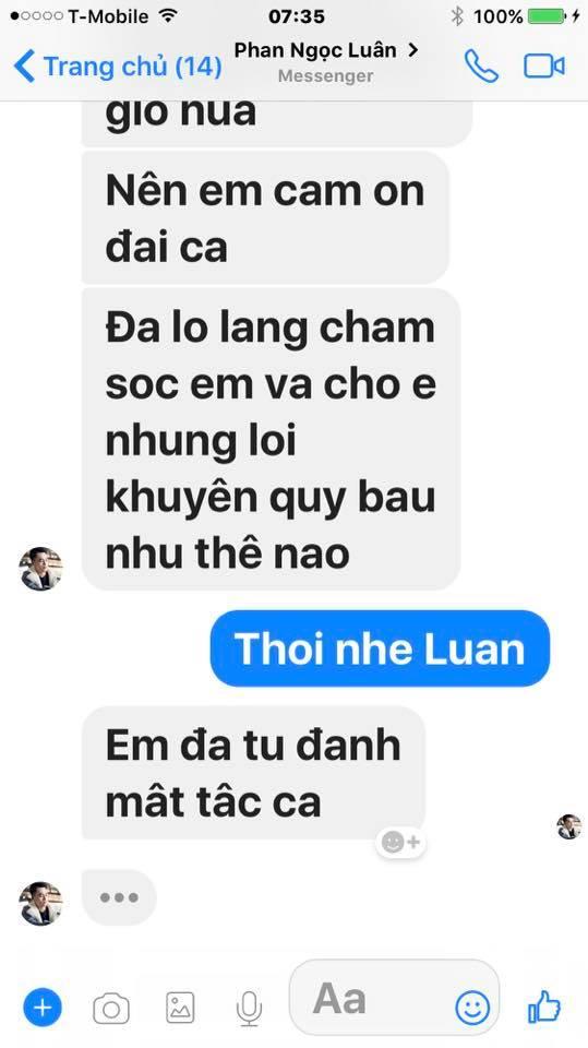 Loạt tin nhắn của Mr. Đàm và Phan Ngọc Luân hé lộ sự thật bất ngờ phía sau scandal tình ái giữa hai người 19