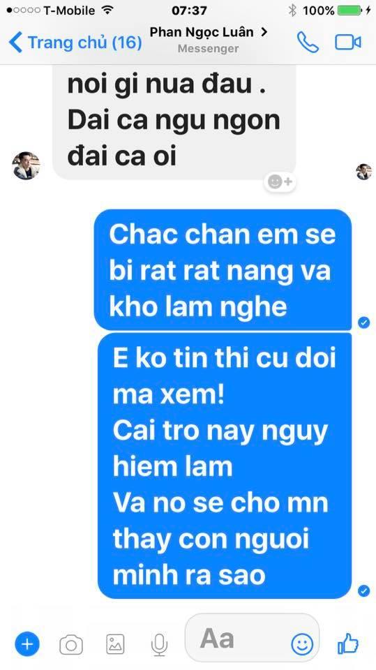 Loạt tin nhắn của Mr. Đàm và Phan Ngọc Luân hé lộ sự thật bất ngờ phía sau scandal tình ái giữa hai người 21