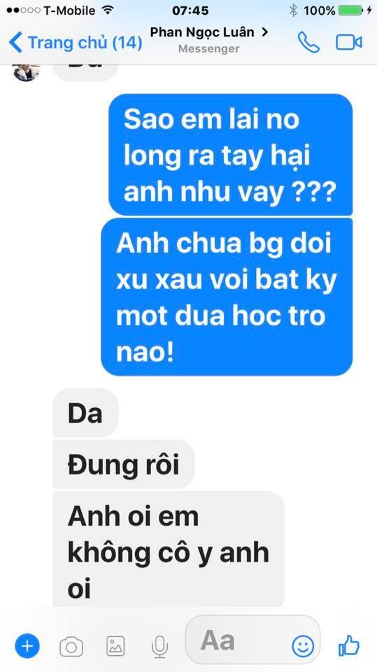 Loạt tin nhắn của Mr. Đàm và Phan Ngọc Luân hé lộ sự thật bất ngờ phía sau scandal tình ái giữa hai người 22