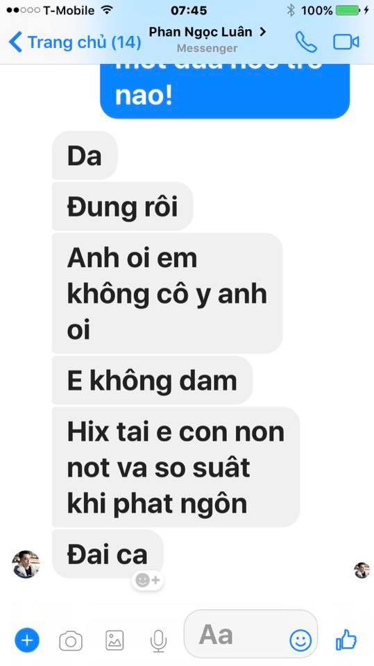 Loạt tin nhắn của Mr. Đàm và Phan Ngọc Luân hé lộ sự thật bất ngờ phía sau scandal tình ái giữa hai người 23