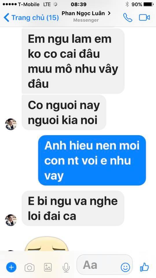 Loạt tin nhắn của Mr. Đàm và Phan Ngọc Luân hé lộ sự thật bất ngờ phía sau scandal tình ái giữa hai người 25