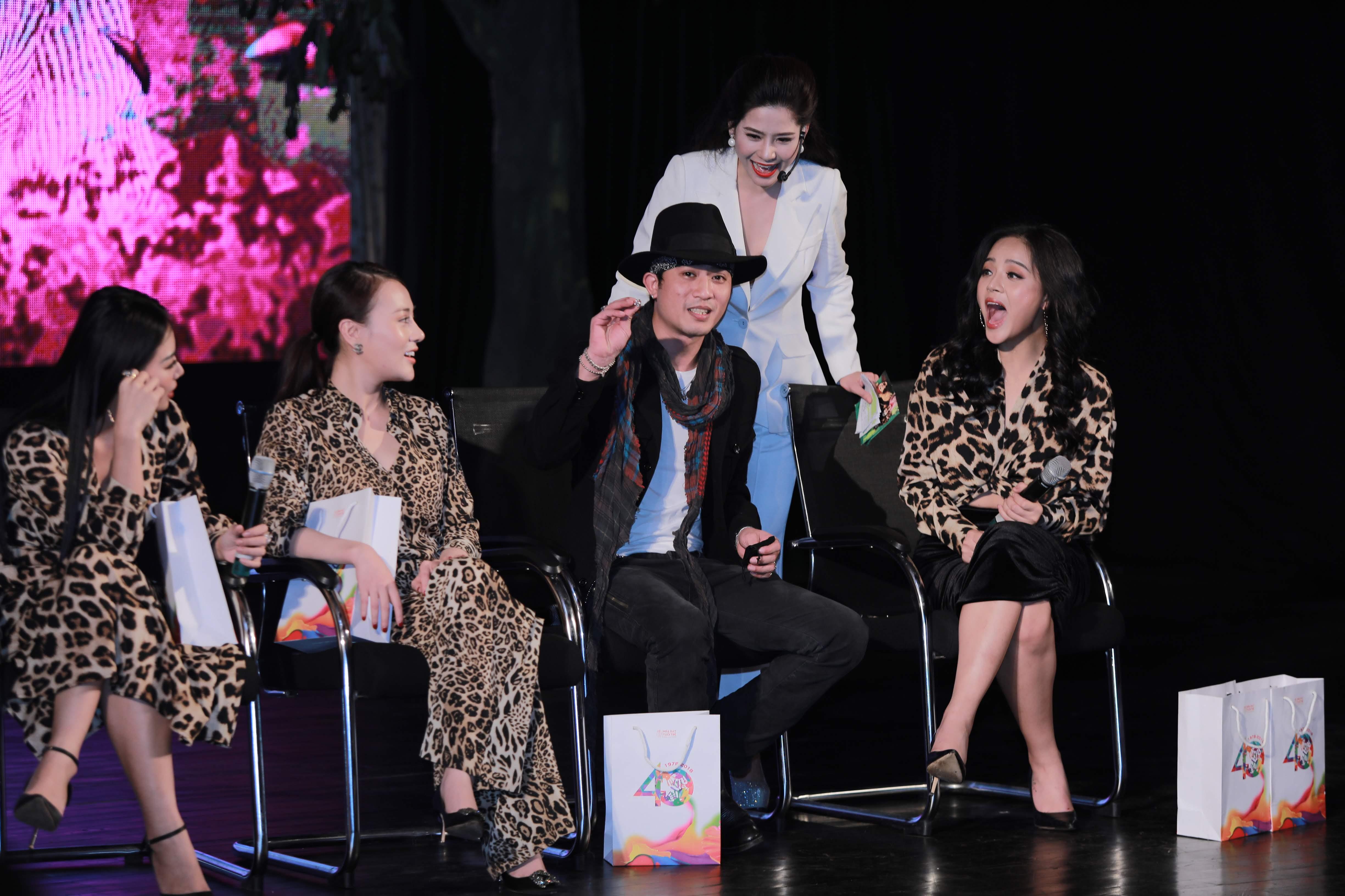 Doãn Quốc Đam đánh giá cao Thu Quỳnh trong cảnh quay bị nhân vật Cảnh đánh