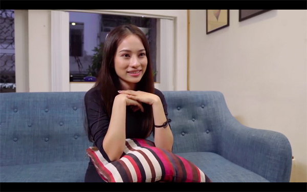Ca sĩSara Lưu Ngọc Duyên