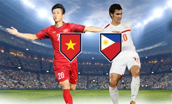 Quang Hải và Công Phượng giúp đội tuyển Việt Nam giành vé vào chung kết AFF Cup 2018 0