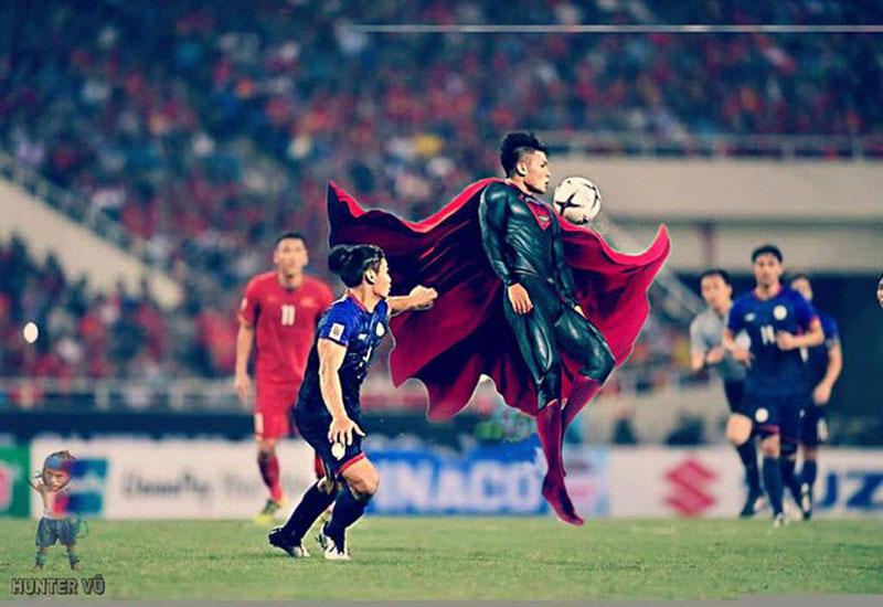 Hóa ra khoảnh khắc Quang Hải bị cầu thủ đội bạn kéo áo đã được HLV Park Hang-seo 'tiên tri' rồi đây! 9