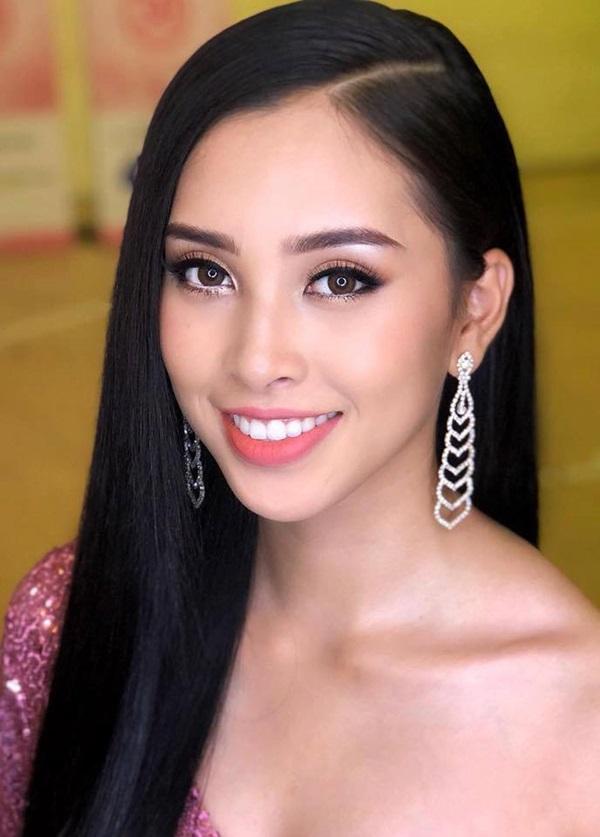 Tân Hoa hậuTrần Tiểu Vy là nhan sắc đại diện Việt Nam tham dự Miss World 2018